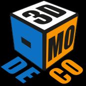 LOGO 3D-MO Déco