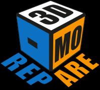 LOGO 3D-MO Répare