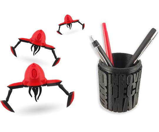 conception impression 3D avec 3D-MO