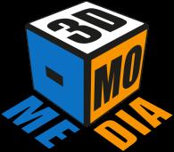 LOGO 3D-MO Média
