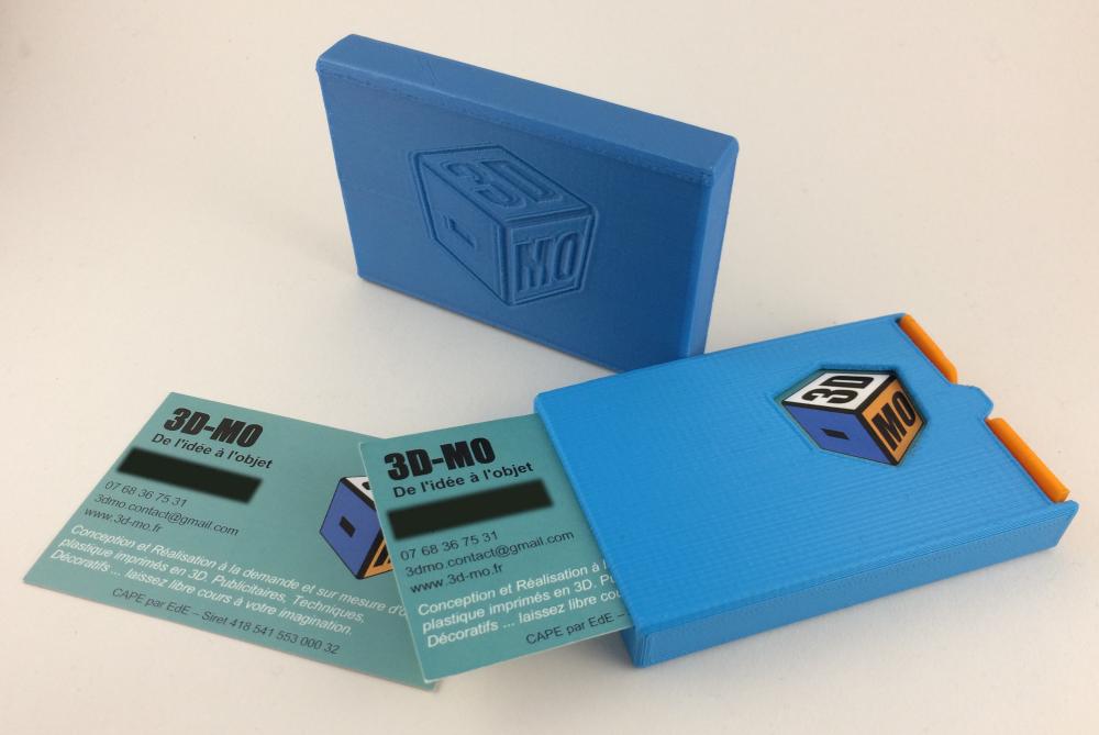 Porte-cartes 3D-MO