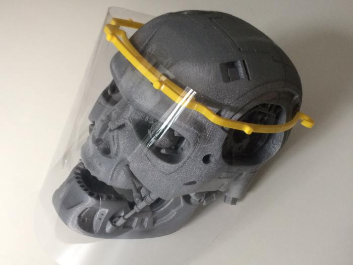 enseigne personnalisée impression 3D