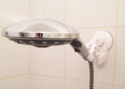 réparation de pivot de douche